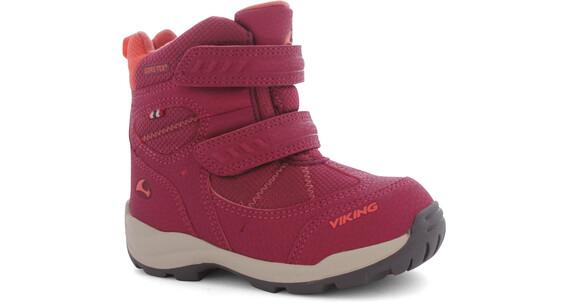 Viking Kids Toasty GTX Shoes Fuchsia/Coral